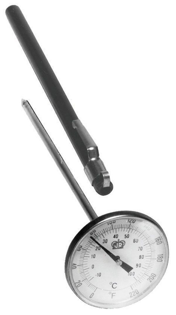 Johnson Rose 30150 Dial Pocket Thermometer 1-1/4""