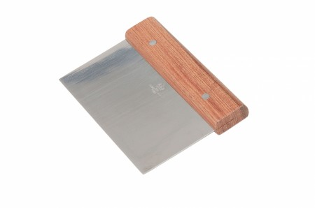 Johnson Rose 3026 Dough Scraper With Wooden Handle 6