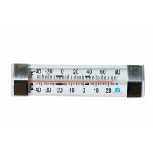 Johnson Rose 30350 Dual Dial Refrigerator / Freezer Thermometer