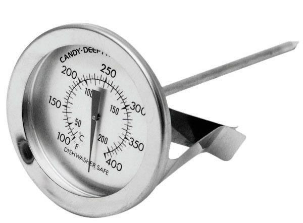 Johnson Rose 30400 Candy / Deep Fry Thermometer 5""