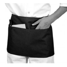"Johnson Rose 30953 Triple Pocket Waist Apron, Hunter Green 23"" x 11"""