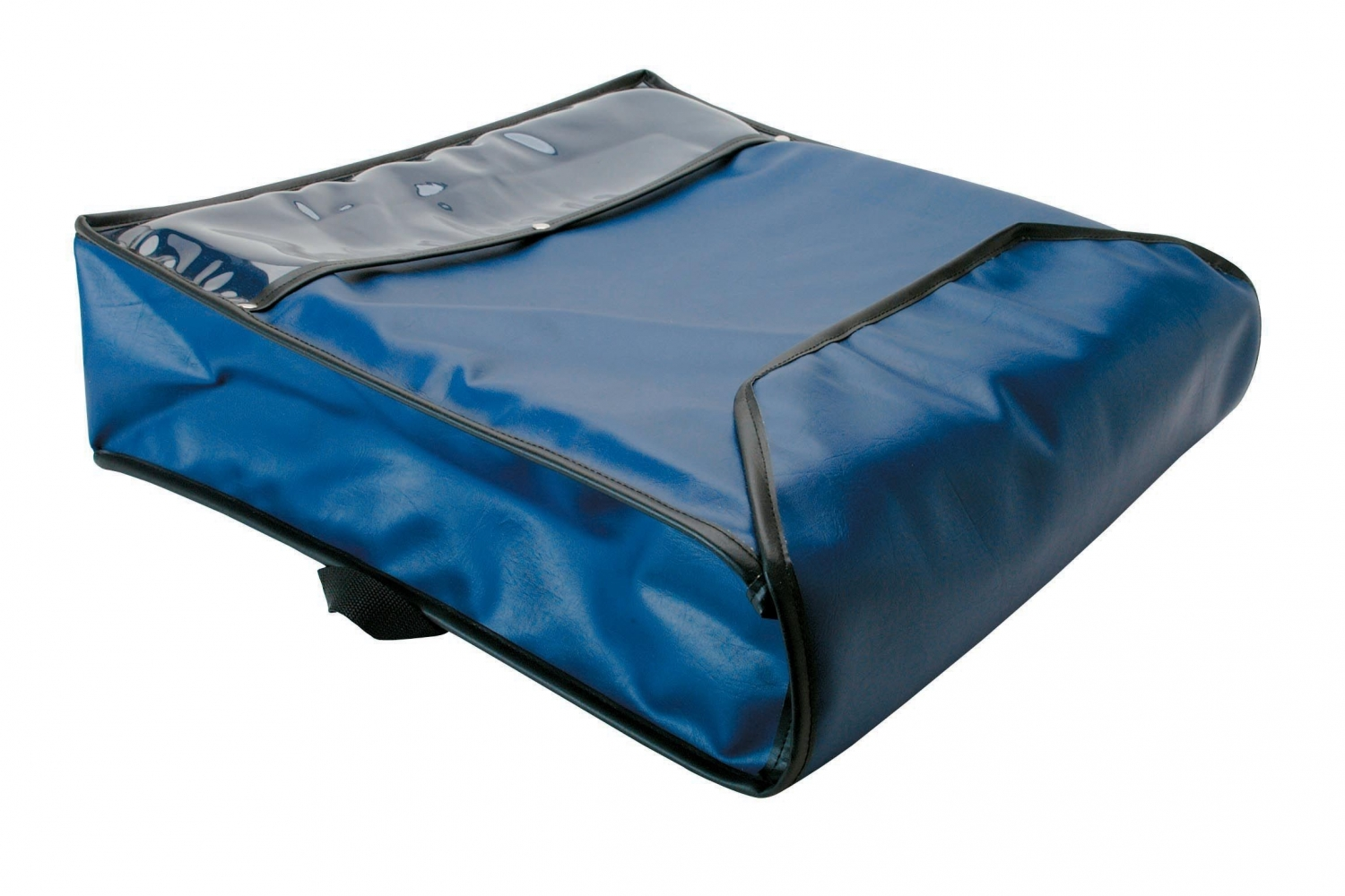 "Johnson Rose 30961 Insulated Blue Pizza Delivery Bag 18"" X 18"" X 5"""