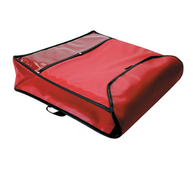 "Johnson Rose 30968 Insulated Pizza Delivery Bag 20"" X 20"" X 5"""