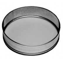 Johnson Rose 3510 Stainless Steel Sieve 10""