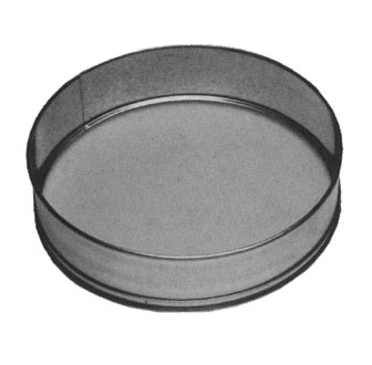 Johnson Rose 3518 Stainless Steel Mesh Sieve 18""