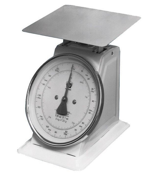 Johnson Rose 3681 Dial Type Scale 9