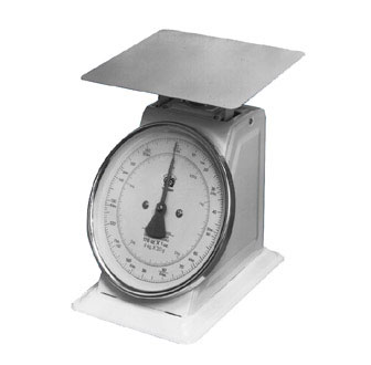 Johnson Rose 3689 Dial Type Scale 10-1/2