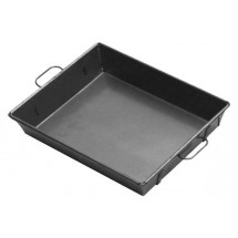 "Johnson Rose 3762 Strapped Roast Pan 12"" x 18"""