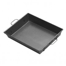 "Johnson Rose 3766 Strapped Roast Pan 14"" x 20"""