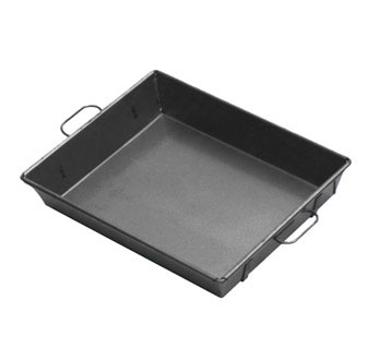 "Johnson Rose 3770 Strapped Roast Pan 16"" x 22"""