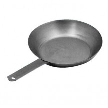 "Johnson Rose 3820 8-1/4"" X 1-5/8"" French Style Fry Pan"