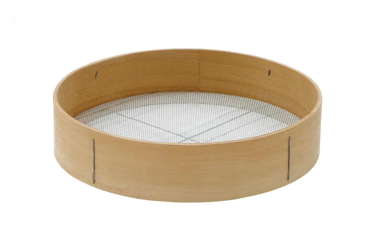 Johnson Rose 3910 Wood Rim Sieve 10""