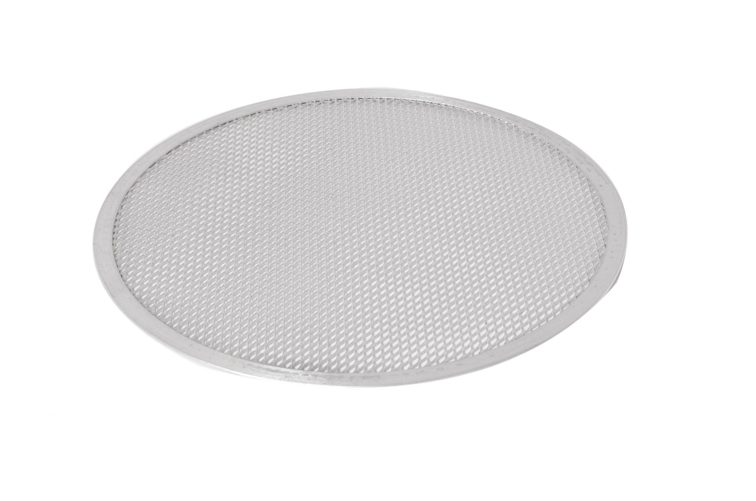 Johnson Rose 42006 Heavy Duty Seamless Rim Pizza Screen  6""