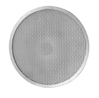 Johnson Rose 42012 Heavy Duty Seamless Rim Pizza Screen 12""