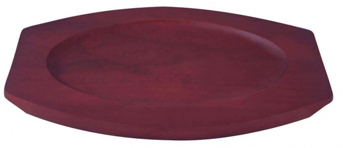 "Johnson Rose 4490 11"" X 8"" Oval Sizzle Platter Base For Model # 4480"