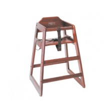 Johnson Rose 45052 Mahogany High Chair
