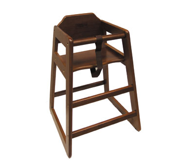Johnson Rose 45062 Walnut High Chair