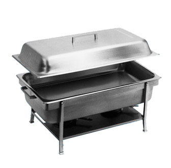 Johnson Rose 4822 Full Size Chafer