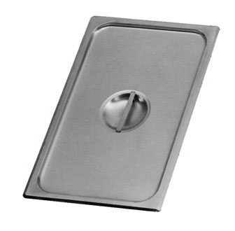 Johnson Rose 51300 1/3-Size Steam Table Pan Cover for Anti-Jam Pan