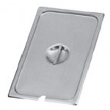 Johnson Rose 52001 Full-Size Slotted Steam Table Pan Cover For Anti-Jam Pans