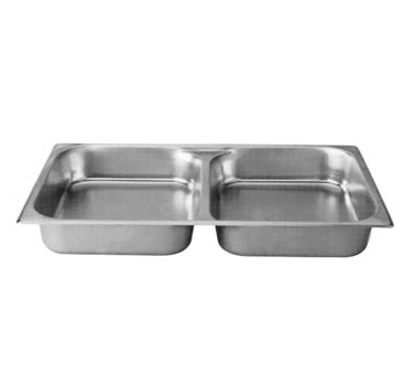 Johnson Rose 52008 Divided Food Pan 12