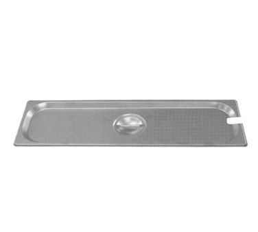 Johnson Rose 52101 1/2-Size Long Slotted Steam Table Pan Cover for Anti-Jam Pan