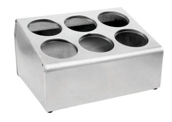 Johnson Rose 5254 Stainless Steel Cutlery Cylinder Holder