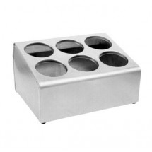 Johnson Rose 5258 Stainless Steel Cutlery Cylinder Holder