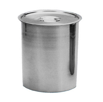 Johnson Rose 5411 Bain-Marie Pot Cover For 1-1/4 Qt. Pot