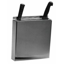 Johnson Rose 5500 Stainless Steel Knife Holder With 9 Slots