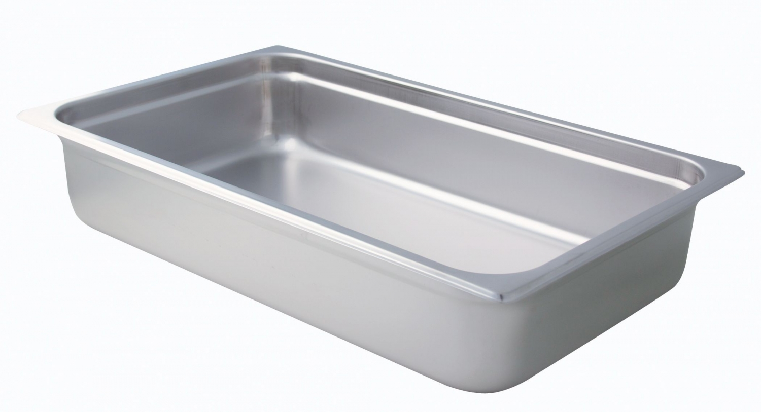 Johnson Rose 57104 Full Size Steam Table Pan 4-1/4 Qt.