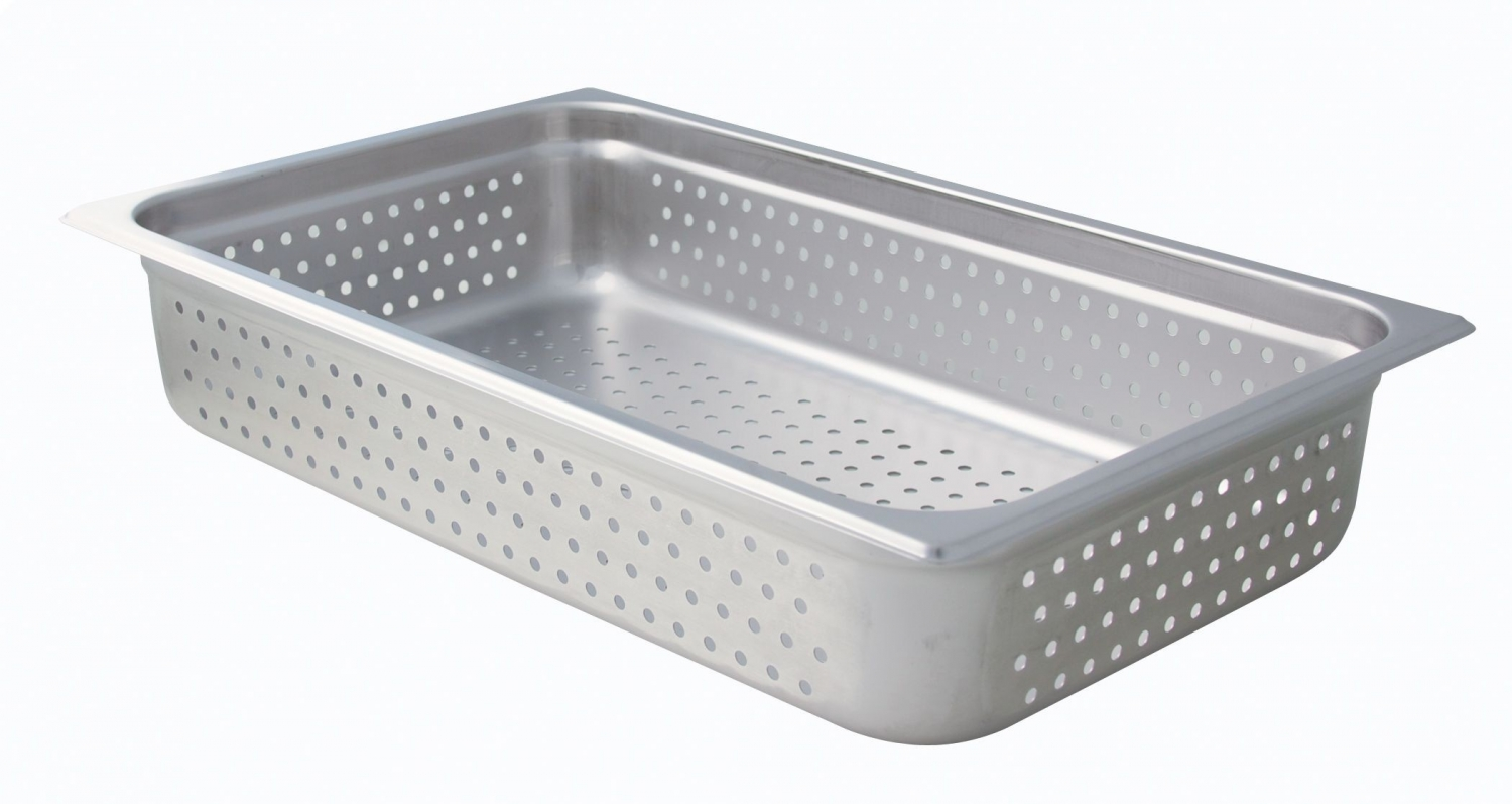 Johnson Rose 57105 Full-Size Steam Table Pan 15 Qt.