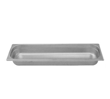 Johnson Rose 57201 1/2-Size Steam Table Pan 2 Qt. 12