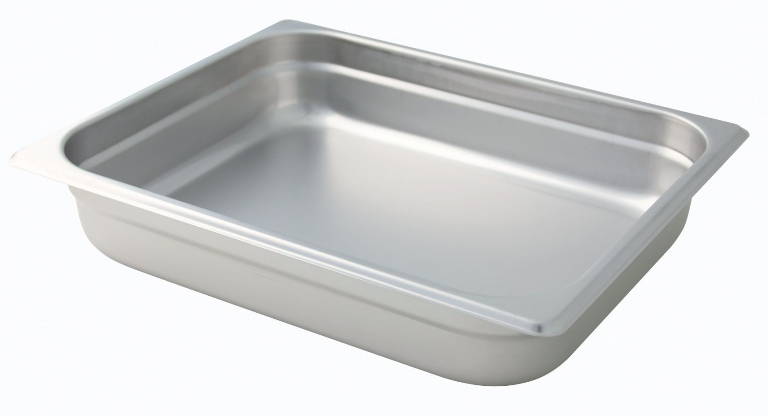 Johnson Rose 57202 1/2-Size Steam Table Pan 4 Qt. 12