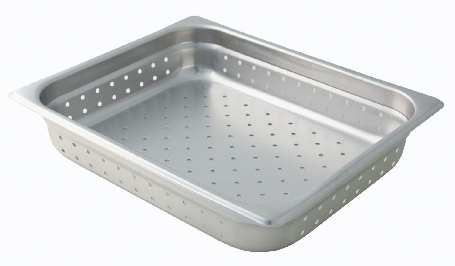Johnson Rose 57203  1/2-Size Steam Table Pan 4 Qt. 12