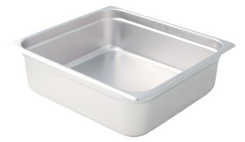 Johnson Rose 57234  2/3-Size Steam Table Pan  10 Qt.