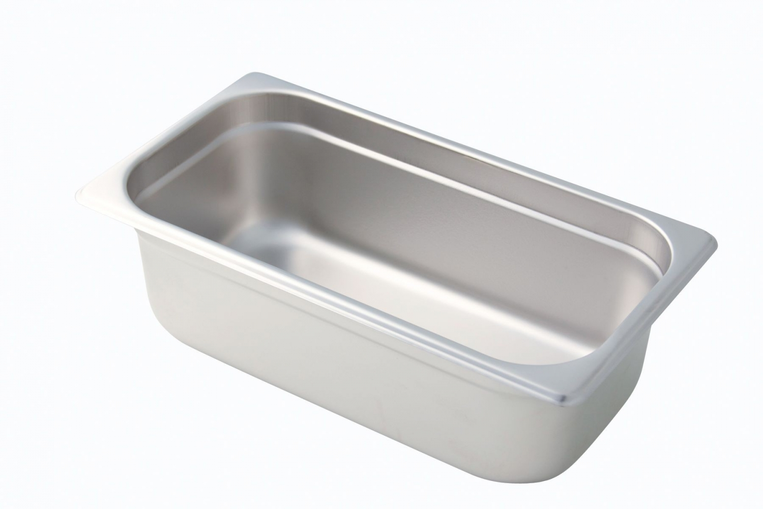 Johnson Rose 57304  1/3-Size Steam Table Pan 4-1/2 Qt.