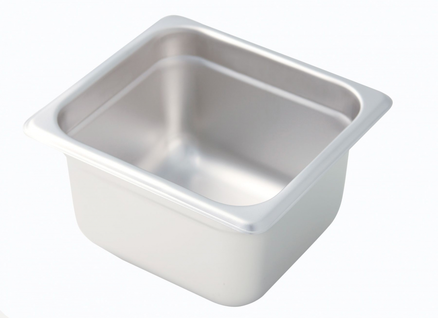 Johnson Rose 57604 1/6-Size Steam Table Pan  2 Qt. Capacity