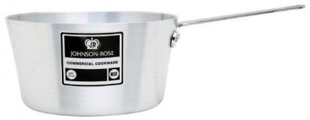 Johnson Rose 5905 Aluminum Sauce Pan without Cover 5-1/2 Qt.