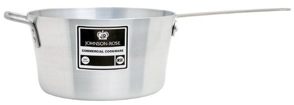 Johnson Rose 5907 Aluminum Sauce Pan with Handle 7 Qt.