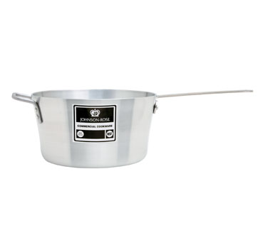 Johnson Rose 5908 Aluminum Sauce Pan with Handle 8 Qt.