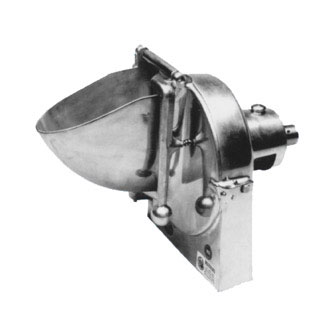 "Johnson Rose 6100 9"" Vegetable Processing Attachment Housing"