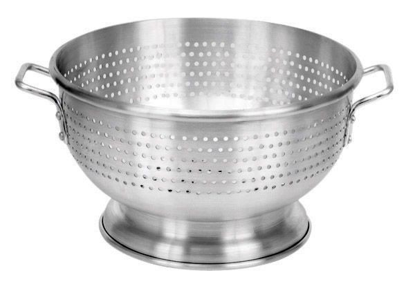 Johnson Rose 6228 Aluminum Colander 8 Qt.
