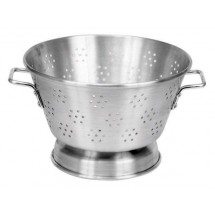 Johnson Rose 6233 Aluminum Colander 13 Qt.