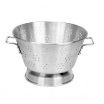 Johnson Rose 6236 Aluminum Colander 16 Qt.