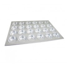 "Johnson Rose 6274 24 Cup Muffin Pan 3-1/2 oz. Cup 20-1/4"" x 13-3/4"""