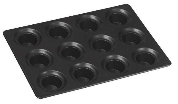 Johnson Rose 6282 12-Cup Mushroom Top Muffin Pan
