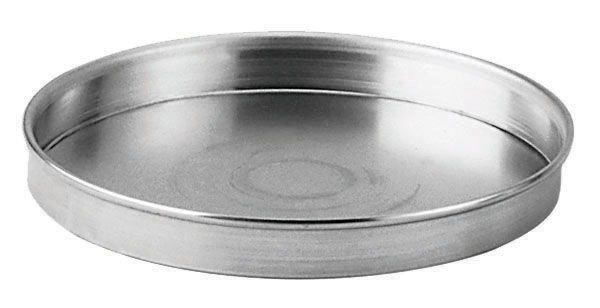 "Johnson Rose 63206 6"" X 1"" Deep Dish Pizza / Cake Pan With Beaded Edge"