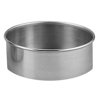 "Johnson Rose 63608 Cake Pan 8"" x 3"""