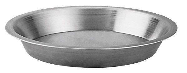 "Johnson Rose 64009 Pie Pan 9"" x 7-1/2"" 1-1/4"""